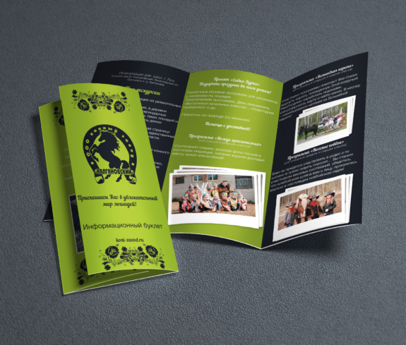 Дизайн, изготовление, печать, буклет, евробуклет, трифолд, threefold, лифлет, полиграфия, графический дизайн