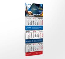 календарь ТРИО 2018 МХЗ